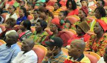 [Côte d'Ivoire Africa Sport d'Abidjan]Des supporters apportent leur soutien à Babou Eric contre Vagba