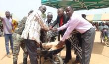 [Côte d'Ivoire Région du Guémon] La solidarité entre Mabri et Serey née lors des dernières campagnes se concrétise par la construction d'un collège