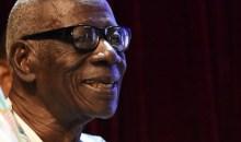 [Décès de Bernard Binlin-Dadié] La Côte d'Ivoire lui rendra un hommage national, selon le ministre de la Culture (déclaration)