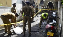 [Attentats au Sri Lanka] 24 personnes en lien avec ces attaques arrêtées