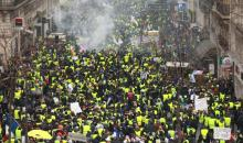 [France/ 22e samedi de manifestation] Les gilets jaunes assiègent Paris et Toulouse
