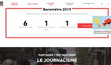[Liberté de la presse dans le monde] RSF publie le classement 2019 le jeudi 18 avril