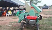 [Côte d'Ivoire/Agriculture] La jeunesse de Bobi dotée d'une bateuse vanneuse