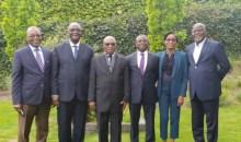 [Côte d'Ivoire Politique] Laurent Gbagbo a échangé avec l'émissaire de Bedié à Bruxelles
