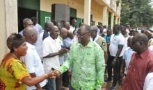 [Côte d'Ivoire/Guikahuéà propos de la présidentielle 2020] «Gbagbo nous a fait des confidences que vous saurez au moment venu»