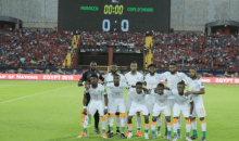 [Can 19 Défaite des Éléphants face au Maroc] Nicolas Pépé n'a pas eu la moyenne, carton jaune aux dirigeants, les supporters au top