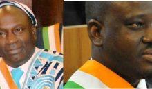 [Côte d'Ivoire]Méambly à Soro : ''L'ouest ne doit plus servir d'assouvissement, d'ambitions personnelles au détriment de nos populations''