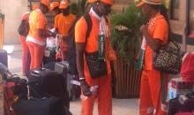 [CAN 2019] A quelques heures de la rencontre Côte d' Ivoire-Namibie supporteurs et journalistes ivoiriens humiliés au Caire