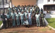 [Côte d'Ivoire/ Préservation de la forêt] Les agents des eaux et forêts de Man sensibilisés sur leur mission