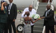 [Côte d'Ivoire/Visite de travail] Amadou Gon Coulibaly est arrivé à Man ce jeudi 24 octobre
