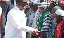 [Côte d'Ivoire/Visite d'Etat] Entre espoir et soulagement, le Hambol se confie au président Ouattara