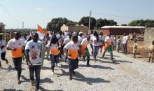 [Côte d'Ivoire/Visite d'Etat dans le Hambol] Après sa forte mobilisation à Katiola, l'Union sacré des houphouétistes remet le couvert à Ouréguékaha