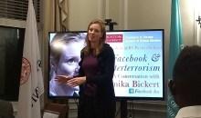 [Facebook] La responsable de la politique produits et de la lutte contre le terrorisme, Monika Bickert, rappelle les actions du réseau social contre lesFake news