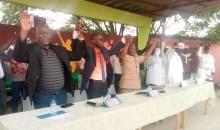 [Côte d'Ivoire/Région du Gemon] Les guides religieux de Duekoué prient pour l'année scolaire 2019-2020
