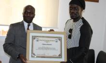 [Côte d'Ivoire/Mérite] Meiway élevé au rang de citoyen d'honneur de Grand-Bassam