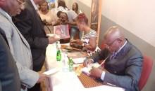 """[Côte d'Ivoire/Culture] Les écrivains Agnès Kraidy et Zio Moussa dédicacent le livre """"Jusqu'au bout du rêve''"""
