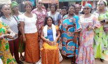 [Côte d'Ivoire/Autonomisation de la femme] La présidente Rifel's section II Plateaux-Agban investit dans ses nouvelles fonctions