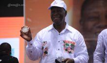 [Présidentielle 2020] Alassane Ouattara sonne l'heure de la victoire du Rhdp au premier tour