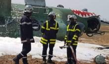 [Côte d'Ivoire] Crash d'un avion militaire à proximité de l'aéroport international Félix Houphouët Boigny