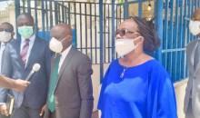 [Médias Côte d'Ivoire] Après le cambriolage du Fsdp, les émissaires du ministre de la Communication ont visité les lieux