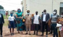 [Côte d'Ivoire/Région du Guémon] Une caravane de lutte contre le Coronavirus dans le milieu scolaire lancée