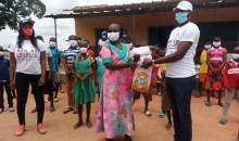 [Côte d'Ivoire/Covid-19] L'ONG l'étoile du Bounkani vole au secours des orphelins de Niona