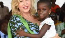 [Célébration de la fête des mères] Dominique Ouattara envoie un message plein d'amour à toutes les mamans ivoiriennes