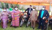 [Côte d'Ivoire/Développement] Le Conseil régional du Cavally octroie des équipements à ses agents et aux populations