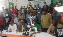 [Côte d'Ivoire/3e mandat de Ouattara] Les jeunes de l'opposition rejoignent la société civile et projettent de prendre les rues le jeudi 13 août prochain