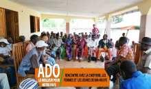[Côte d'Ivoire/Présidentielle 2020] Mahi Clarisse et son équipe de campagne séduisent les populations de Bin-Houye pour le candidat Alassane Ouattara