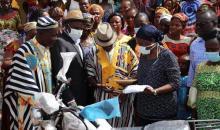 [Côte d'Ivoire/Présidentielle 2020] Le Rhdp pose des pas de géant dans le Tonkpi sud grâce à Mme Mahi Clarisse