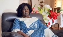 [Burkina Faso/Célébration du 33è anniversaire de l'assassinat de Thomas Sankara] Sa veuve Mariam Sankara continue de se battre pour que justice soit rendue à son époux