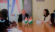 [Côte d'Ivoire] L'ambassadeur d'Israël, Leo Vinovezky échange avec les journalistes