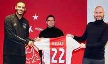 [Football] C'est officiel, l'ivoirien Sébastien Haller rejoint l'Ajax pour 22,5millions d'Euros