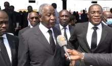 [Participation d'Affi aux obsèques de Jerry J. Rawlings] La mise au point de Jean Bonin Kouadio, vice-président du FPI