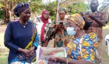 [Côte d'Ivoire/Man]Une avocate internationale aux côtés des plus défavorisés