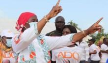 [Législatives 2021 à Bin-Houyé et à Goulaleu] Mme Kayo Slaha Clarisse épse Mahi pour la promotion de la candidature féminine