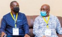 [Election à la CAF] Jacques Anouma et Augustin Senghor en route pour la présidence de la faîtière du football africain