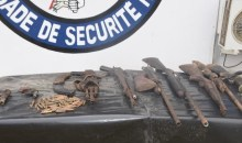 [Côte d'Ivoire/Bouaké] La gendarmerie met la main sur plusieurs armes de guerre, un gang de bandits de grand chemin démantelé