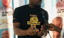 [Côte d'Ivoire/Education nationale] Pour l'adoption de sa matrice 2021, la FESCI en séminaire de réflexion du 17 au 19 février 2021 à Grand- Lahou