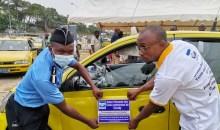 [Côte d'Ivoire/Transport] L'Union patronal des taxis communaux de Cocody identifie ses taxis membres