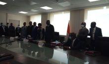[Côte d'Ivoire] Le ministre Adama Kamara et la secrétaire d'Etat Mahï Clarisse prennent les commandes du ministère de l'Emploi et de la Protection sociale