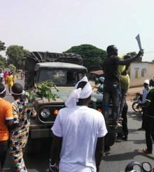 [Présidentielle au Benin] Au moins 1 mort dans des contestations ce jeudi à Save
