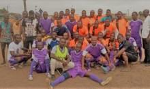 [Côte d'Ivoire/Sport et cohésion sociale] L'AFUJ et les frères de Koumassi se neutralisent