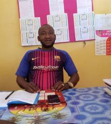 [Côte d'Ivoire] Le Directeur de l'école de Kpato à cœur ouvert