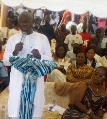 [Cohésion Sociale/Dépuis Fengolo] Éric Kahé appelle à la réconciliation et au respect des institutions ivoiriennes