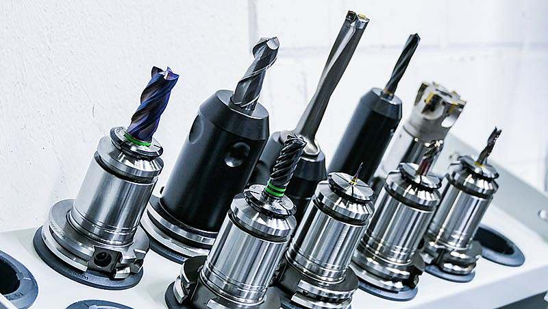 Fräsen in der Metall- und Kunststoffverarbeitung