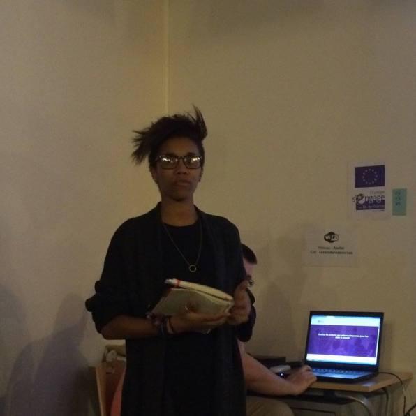 Mathilde nous présente le projet Citizen Mômes