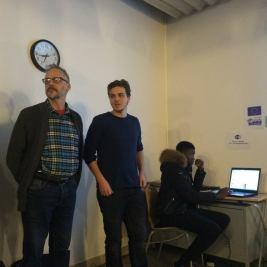 Présentation du site réalisé par Pierrick, Julien et Thierry