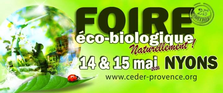 Foire éco-biologique Naturellement !